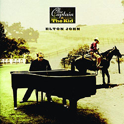 Elton John - The Captain And The Kid - Album Cover