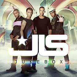 JLS - Jukebox - Album Cover