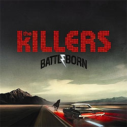 Killers - Battle Born - Album Cover