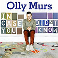 Olly Murs - In Case You Didn't Know - Album Cover