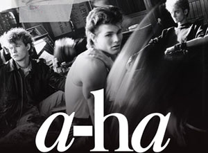 A-Ha 2020 UK Tour