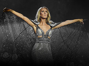 Celine Dion 2020 UK tour