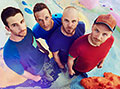 Coldplay - 2017 UK Tour