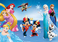 Disney on Ice - 100 Years of Magic - 2019 UK Tour