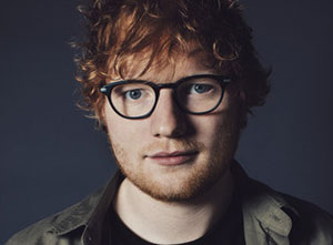 Ed Sheeran 2019 UK Tour