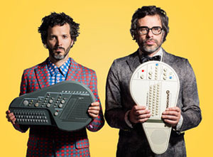 Flight of the Conchords 2018 UK Tour