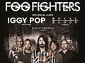 Foo Fighters September 2015 UK Tour Poster