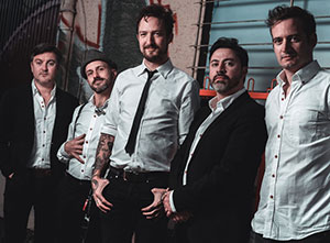 Frank Turner and the Sleeping Souls 2019 UK Tour