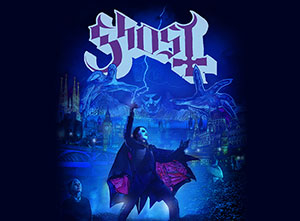 Ghost 2019 UK Tour