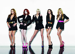 Girls Aloud - 2013 UK Tour
