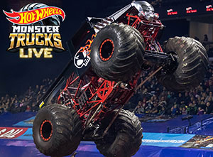 Hot Wheels Monster Trucks Live 2020 UK Tour