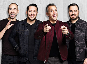 Impractical Jokers 2019 UK Tour