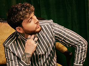 James Arthur 2020 UK Tour