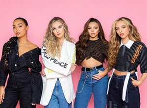 Little Mix 2020 UK Tour