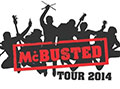 McBusted - 2014 UK Tour