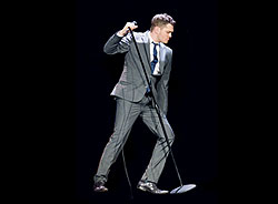 Michael Bublé - 2014 UK Tour