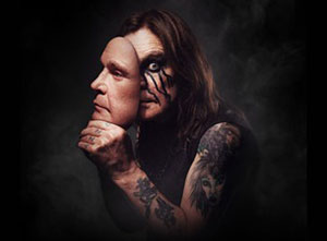 Ozzy Osbourne 2020 UK Tour