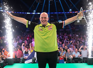 Premier League Darts 2020 UK Tour
