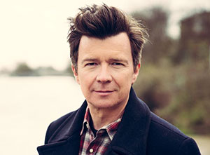 Rick Astley 2020 UK Tour