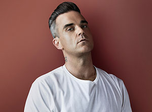 Robbie WIlliams 2019 UK Tour