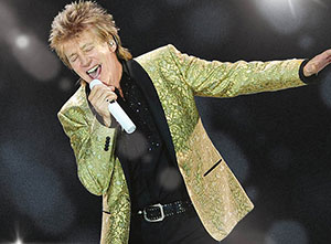 Rod Stewart 2019 UK Tour