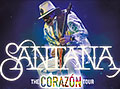 Santana - Corazon - 2015 UK Tour