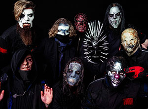 Slipknot 2020 UK Tour