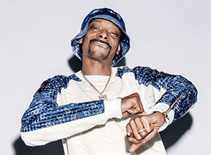 Snoop Dogg 2020 UK Tour