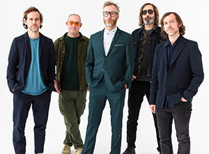 The National 2019 UK Tour