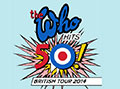 The Who Hits 50 British Tour 2014