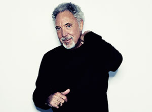 Tom Jones 2020 UK Tour