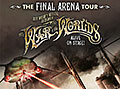 Jeff Wayne's - The War Of The Worlds - 2014 UK Tour